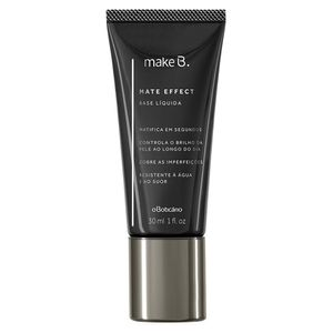 Make B. Base Líquida Mate Effect Claro Light