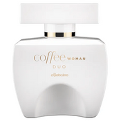 Perfume Coffee Woman Duo Eau de Toilette 100ml